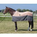 Harrys Horse Fleecedecke mit Sternchen-Stickere