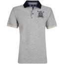HV Polo Polo-Shirt Adams silvergrey melange Herren