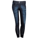 Harrys Horse Reithose Lewes Vollbesatz Jeans mit Hochbund