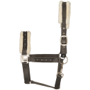 Imperial Riding Halfter Sterling mit Kunstfell und Strass