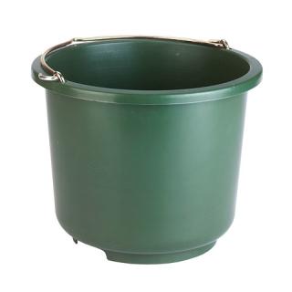 Kerbl Stalleimer Baueimer 12L olivegrün
