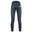 HKM Reithose Jeans Miss Blink Easy Silikon-Vollbesatz