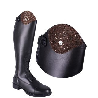 QHP Austauschteil Patch Sparkle für Stiefel Romy