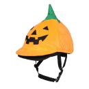 QHP Halloween-Set für Pferde und Reiter Kürbis