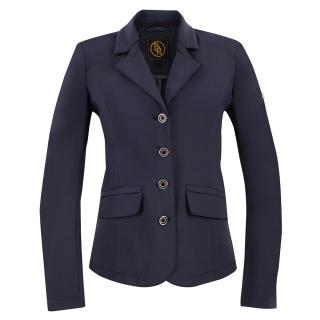 BR Turniersakko Monaco Damen Turnierjacket schwarz Softshell 34 blau