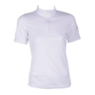 BR Turniershirt Essentials Damen weiß Kurzarm