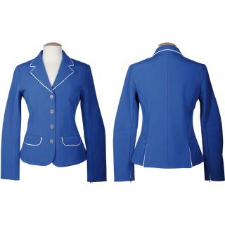 Harrys Horse  Softshelljacket Turnierjacket  St.Tropez blau XS