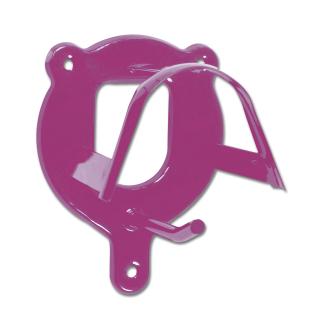 Waldhausen Trensenhalter Metall pink