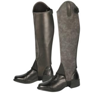 Harrys Horse Lederchaps Velvet schwarz o.braun schwarz XL