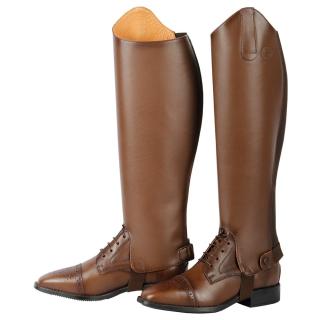Harrys Horse Stiefelschaft Leder Elite Brogue braun XS