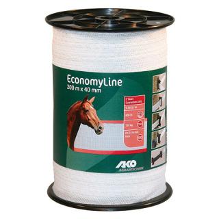 EconomyLine Weideband 200m x 40mm Breitband