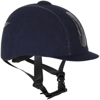 Imperial Riding Reithelm Story So Far Strass navy L (59-61 cm)