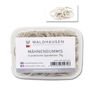 Waldhausen Mähnengummis Box weiß