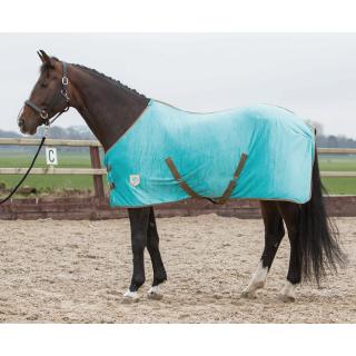 Harrys Horse Fleecedecke mit Kreuzgurt